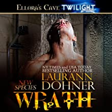 Wrath: New Species, Book 6 Audiobook by Laurann Dohner Narrated by Vanessa Chambers