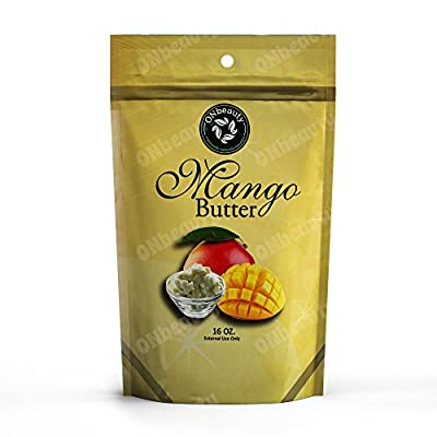 Mango Butter (16 oz) - #1 Trusted Product, 100% Real Customer Review