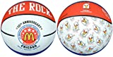 Anaconda Sports® The Rock® MG-4455-MC12 2012 McDonald's All American High School Game Logo 5 Inch Mini Rubber Basketball