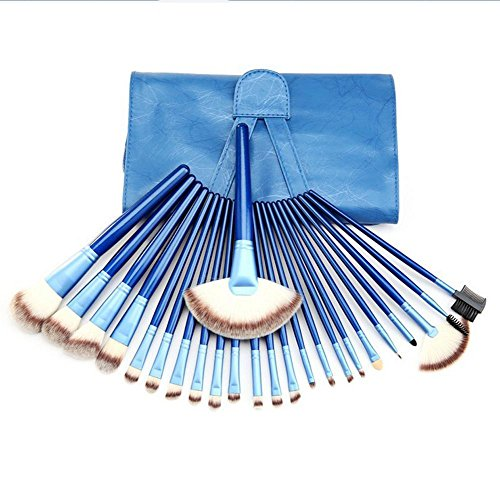 meiwei-24-pcs-maquillaje-cepillo-conjunto-azul-mango-madera-herramientas-de-la-belleza