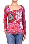 DESIGUAL -Womens Cotton Top