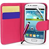 Generic 5055481625360 Supergets Hülle für Samsung Galaxy S3 Mini I8190 rosa