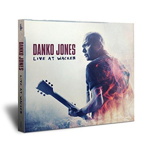Live At Wacken by Danko Jones (2016-08-03)