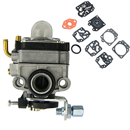 Repalce Carburetor Carb for Little Wonder Mantis Tiller Honda 4 Stroke GX31 GX22 FG100 Engine Trimmer # 16100-ZM5-803 (Diaphragm Carburetor Honda compare prices)