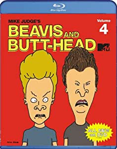 Beavis and Butt-Head: Volume 4 Blu-Ray