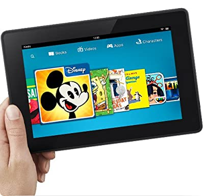 "Kindle Fire HD 7"", HD Display, Wi-Fi, 16 GB - Includes Special Offers (Previous Generation - 3rd)"