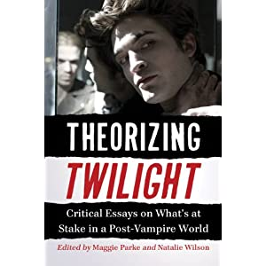 My Twilight essay is published here: