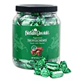 Peppermint Chocolate Truffle Cremes Double Milk Chocolate No. 23 - 28oz Jar