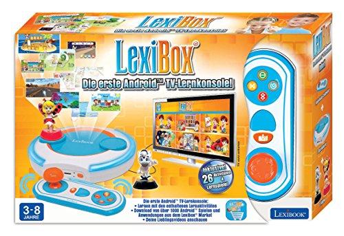 lexibox im test was taugt die neue android spiele konsole. Black Bedroom Furniture Sets. Home Design Ideas