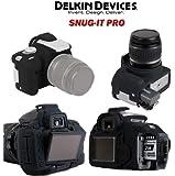 Delkin Snug It Pro Skin for the Nikon D600 Digital SLR Camera - Black
