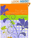 The Ultimate Homeschool Planner (Orange Edition)