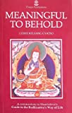 Meaningful to Behold: A Commentary to the Shantideva's Guide to the Bodhisattva's Way of Life (0948006110) by Gyatso, Geshe Kelsang