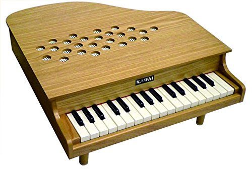 KAWAI ミニピアノ P-32 (木目)