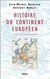 echange, troc Gaillard/Rowley - Histoire du continent europeen