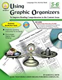 img - for Using Graphic Organizers, Grades 5 - 6 book / textbook / text book