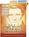 Joseph Smith's 1828-1843 Revelations