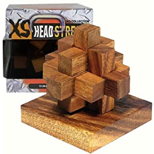 Family Games XS Head Stress Series Newton's Comet IQ Collection Puzzle