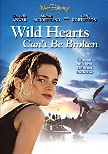 Wild Hearts Can't Be Broken by Walt Disney Home Entertainment