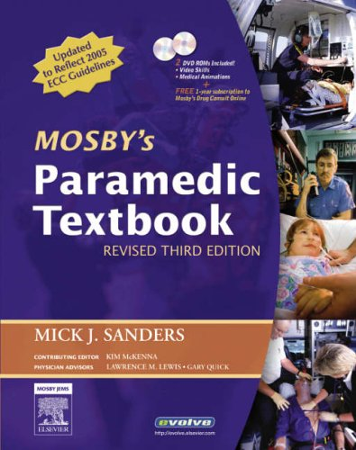 Mosby's Paramedic Textbook  - Revised Reprint, 3e