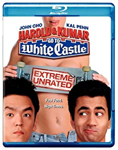 Harold Kumar Go To White Castle Extreme Unrated Blu-ray by New Line Home Video