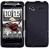 Black Hard Case Cover for HTC Radar 4G
