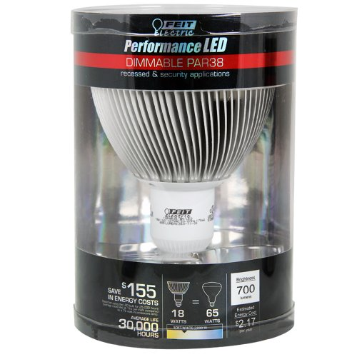 Feit Electric Par38/Dm/Led Led Dimmable Par38 Reflector