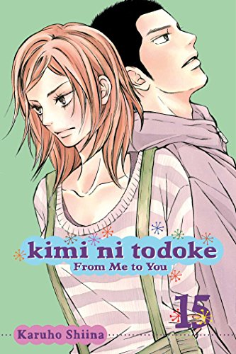 KIMI NI TODOKE GN VOL 15 FROM ME TO YOU (C: 1-0-0)