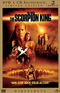 Scorpion King (Widescreen Limited Edition) [with CD] [Import]