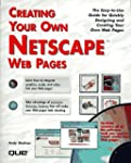 Creating Your Own Netscape Web Pages