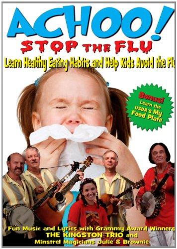 Achoo: Stop the Flu [DVD] [Import]