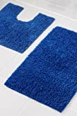 Cotton Loop Bath & Pedestal Mats [T36-8630-S]