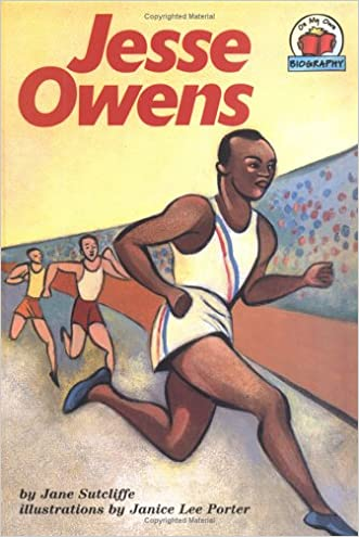 Jesse Owens (On My Own Biographies)