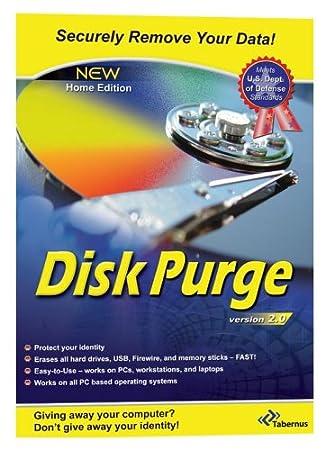 Tabernus Disk Purge Home Edition