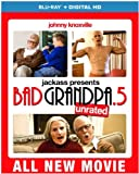 Jackass Presents: Bad Grandpa .5 [Blu-ray]