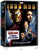 Iron Man: 3 Movie Collection (Bilingual) [Import]