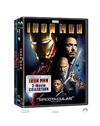Iron Man 3-Movie Collection