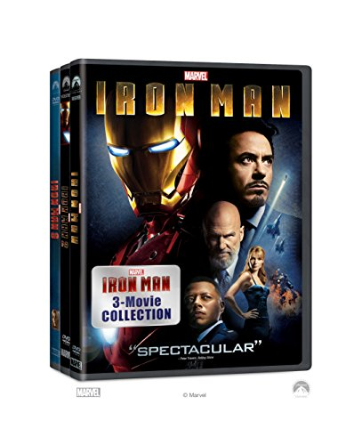 Iron Man 3-Movie Collection - Gwyneth Paltrow