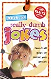 Carabiners Deck of Really Dumb Jokes: Goofball Gags to Make You Groan (Klutz)