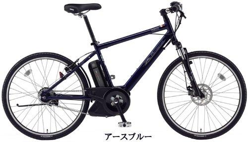ヤマハ PAS Brace-L PM26B 電動アシスト自転車 アースブルー 2011年モデル / ヤマハ