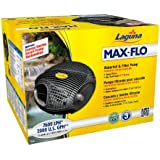 Laguna Max-Flo 2000 Electronic Waterfall and Filter Pump for Ponds Up to 4000-Gallon