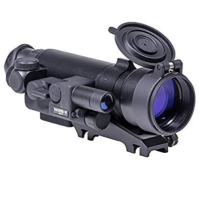 Firefield FF26014T Tactical Night Vision Rifle Scope with Internal Focusing, 2.5 x 50 by Sellmark Corporation :: Night Vision :: Night Vision Online :: Infrared Night Vision :: Night Vision Goggles :: Night Vision Scope