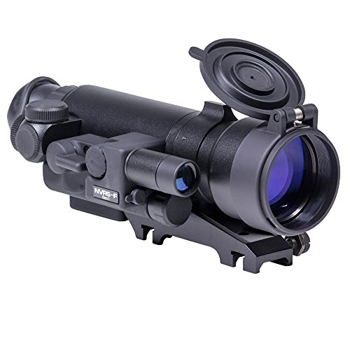Firefield-FF26014T-Tactical-Night-Vision-Rifle-Scope-with-Internal-Focusing-25-x-50