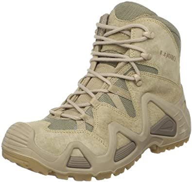 Lowa Mens Zephyr Mid TF Hiking Boot by LOWA Boots
