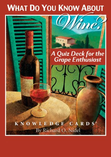 What Do You Know About Wine? Knowledge Cards Deck (The Quest Tarot Deck compare prices)