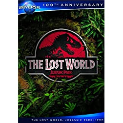 The Lost World: Jurassic Park [DVD + Digital Copy] (Universal's 100th Anniversary)