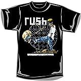 Rush Band T-shirt Roll The Bones