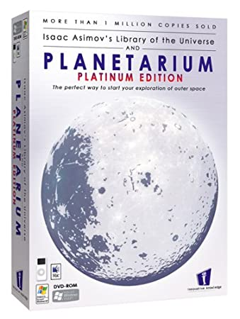 Isaac Asimov's Library of the Universe and Planetarium Platinum