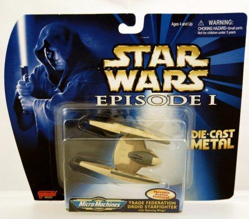 Star Wars Epidsode 1 Trade Federation Droid Starfighter - 1