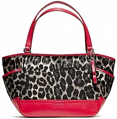 Best Cheap Deal for COACH Park Carrie Ocelot Tote from Coach - Free 2 Day Shipping Available
