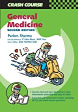 Crash Course General Medicine Updated Print by Oliver Leach BSc Med. Sci (Hons) MBChB MRCP